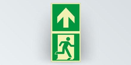 Directional Marker for Floors