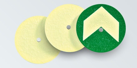 Aluminum Discs with center hole
