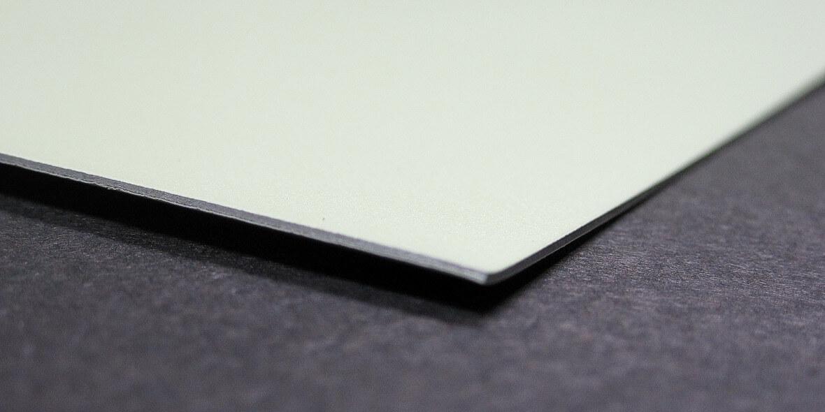 rigid aluminum sheets: Lights On