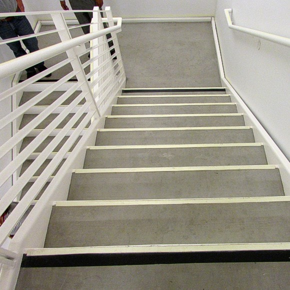 Hyundai U.S. Headquarters - Stairwell