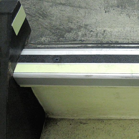 Peck Federal Building - Aluminum Stair Nosing