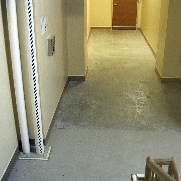 Renaisance Hotel, Schaumburg - Egress Path Markings (2)