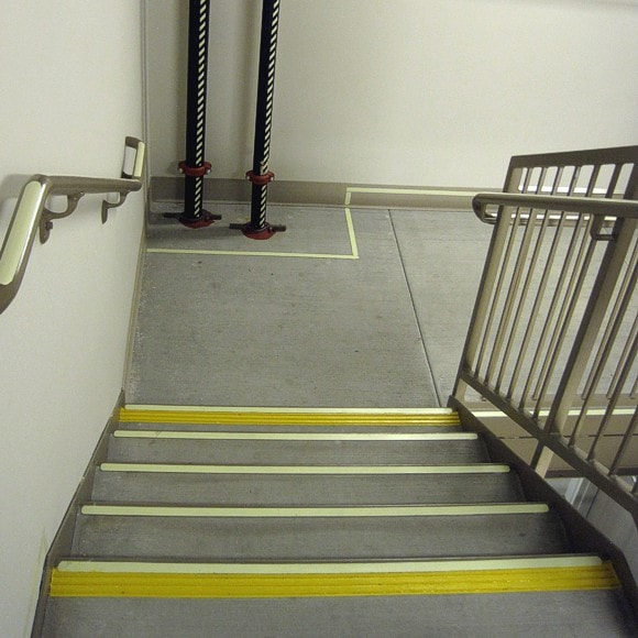 Springhill Suites Marriott - Egress Path Markings