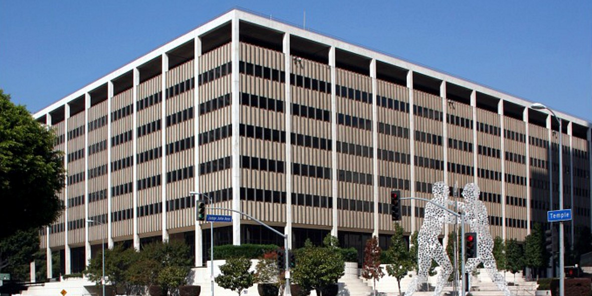 Project: 300 North Los Angeles Federal Building