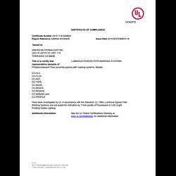 UL1994 Certificate [Thumbnail]